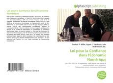 Couverture de Loi pour la Confiance dans l'Économie Numérique