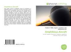 Обложка Amphibious Aircraft