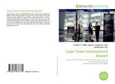 Portada del libro de Cape Town International Airport
