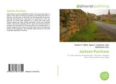 Bookcover of Jackson Purchase