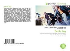 Devil's Bag kitap kapağı