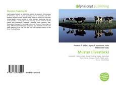 Buchcover von Muster (livestock)