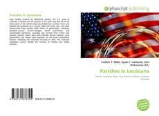 Borítókép a  Parishes in Louisiana - hoz