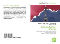 Français (Langue Officielle)的封面