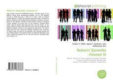 Bookcover of Reborn! Episodes (Season 5)
