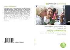 Buchcover von Essjay controversy