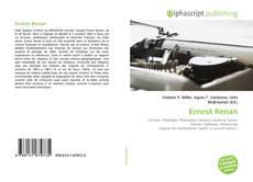 Buchcover von Ernest Renan