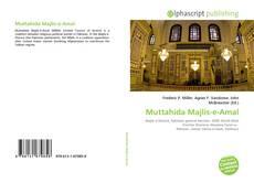 Bookcover of Muttahida Majlis-e-Amal