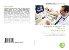 Couverture de Louis Pasteur