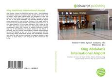Bookcover of King Abdulaziz International Airport