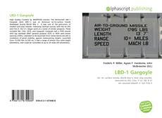 Bookcover of LBD-1 Gargoyle