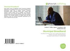 Municipal Broadband的封面