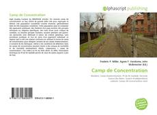 Bookcover of Camp de Concentration