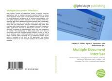 Buchcover von Multiple Document Interface