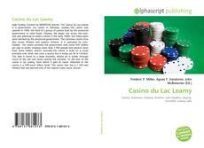 Couverture de Casino du Lac Leamy