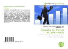 Capa do livro de Hiérarchie des Normes en Droit Français