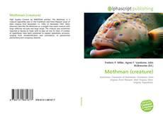 Bookcover of Mothman (creature)