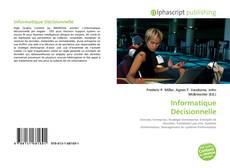 Capa do livro de Informatique Décisionnelle