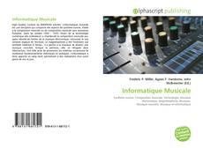 Capa do livro de Informatique Musicale
