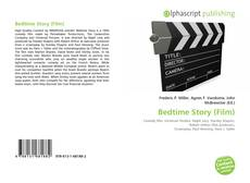 Bookcover of Bedtime Story (Film)