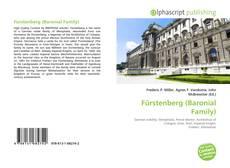 Couverture de Fürstenberg (Baronial Family)