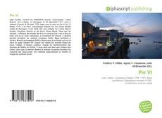 Bookcover of Pie VI