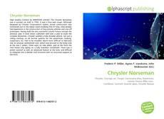 Bookcover of Chrysler Norseman