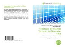 Buchcover von Topologie d'un Espace Vectoriel de Dimension Finie