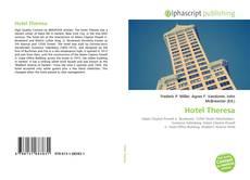 Portada del libro de Hotel Theresa