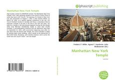 Bookcover of Manhattan New York Temple