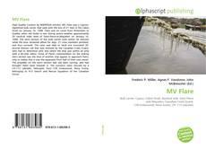Bookcover of MV Flare