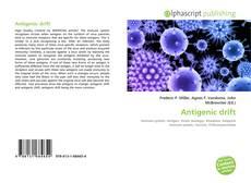 Bookcover of Antigenic drift