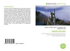 Buchcover von Jakob Hassler