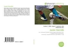 Bookcover of Javier Garrido