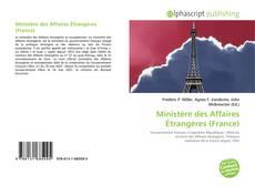 Copertina di Ministère des Affaires Étrangères (France)
