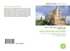 Hans Hermann von Katte kitap kapağı