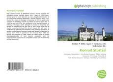 Обложка Konrad Stürtzel