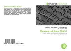 Muhammad Baqir Majlisi kitap kapağı