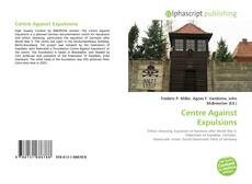 Bookcover of Centre Against Expulsions