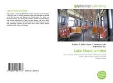 Lake Shore Limited的封面