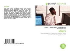 Bookcover of HTML5