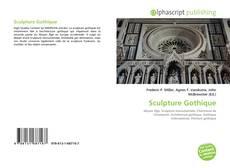 Bookcover of Sculpture Gothique