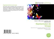 Bookcover of Représentation de Groupe
