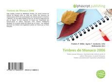 Couverture de Timbres de Monaco 2006