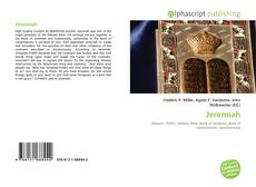 Bookcover of Jeremiah