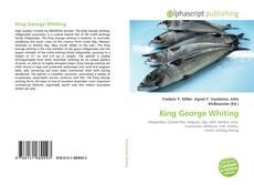 Обложка King George Whiting