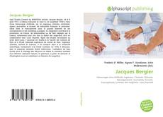 Bookcover of Jacques Bergier