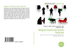 Portada del libro de Belgian Centre for Comic Strip Art
