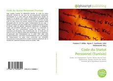 Portada del libro de Code du Statut Personnel (Tunisie)
