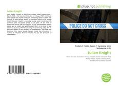 Julian Knight kitap kapağı